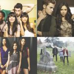 My Favorite Netflix Series - Once Upon A Time, Pretty Little Liars, New Girl & The Vampire Diaries